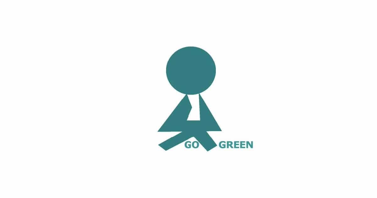 MK Landschaftsarchitektur - Projekt GoGreen Logo