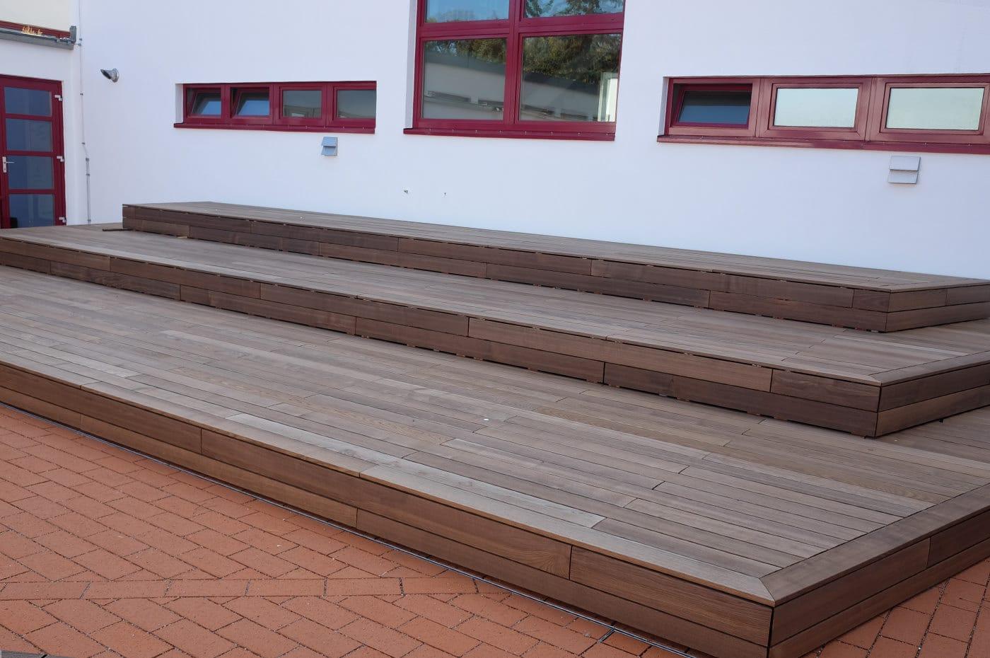 MK Landschaftsarchitektur - Projekt Atrium VS-Flotowgasse