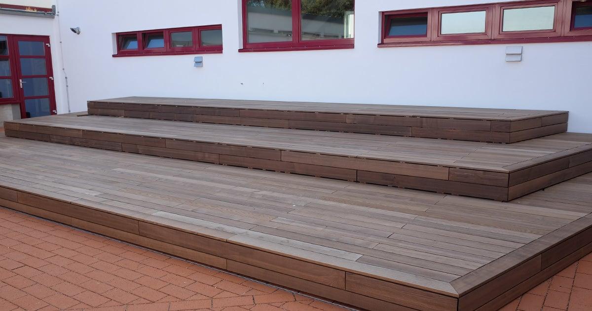 MK Landschaftsarchitektur-Projekt - Atrium VS Flotowgasse