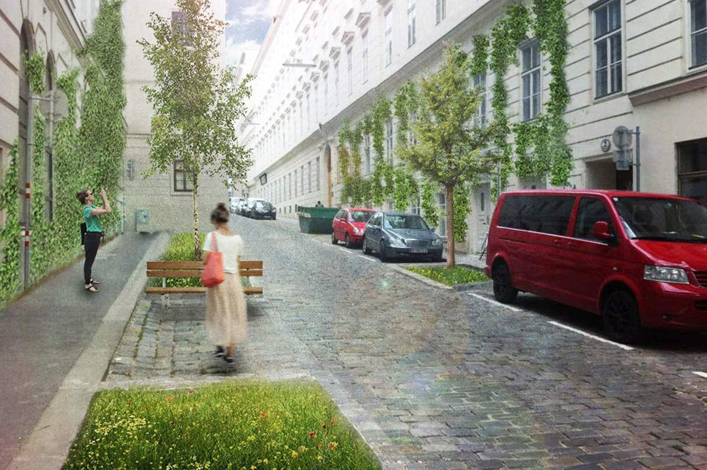 MK Landschaftsarchitektur - Projekt GoGreen