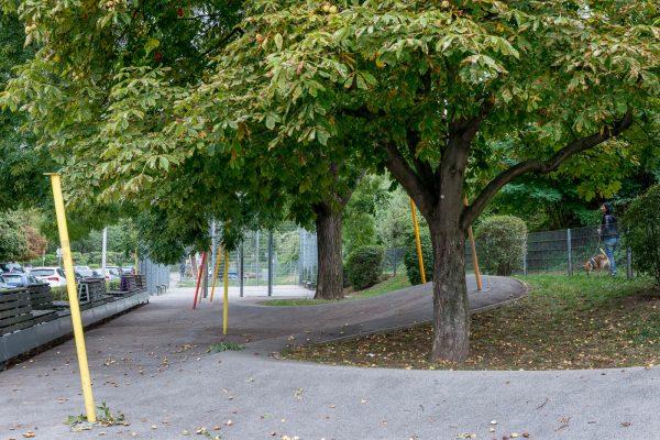MK Landschaftsarchitektur Projekt Haugerstrasse 10