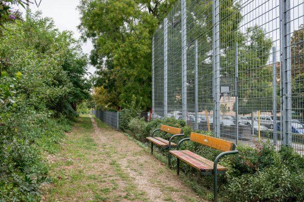 MK Landschaftsarchitektur Projekt Haugerstrasse 18
