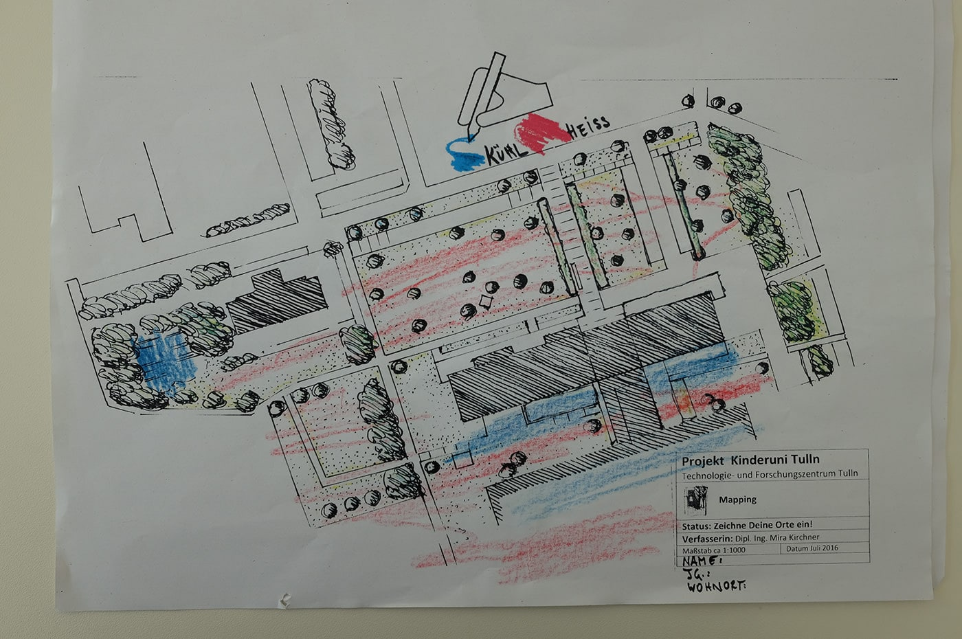 MK Landschaftsarchitektur - Projekt Klimabewusst